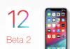 iOS 12 güncelleme