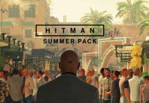 Hitman Summer Pack Ücretsiz
