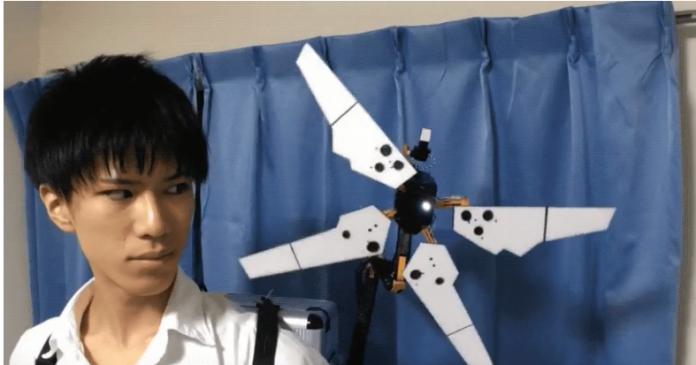 Death Stranding robot kol