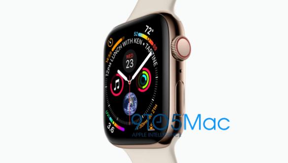 iPhone XS Watch Series 4
