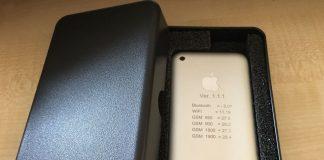 İlk iPhone prototipi