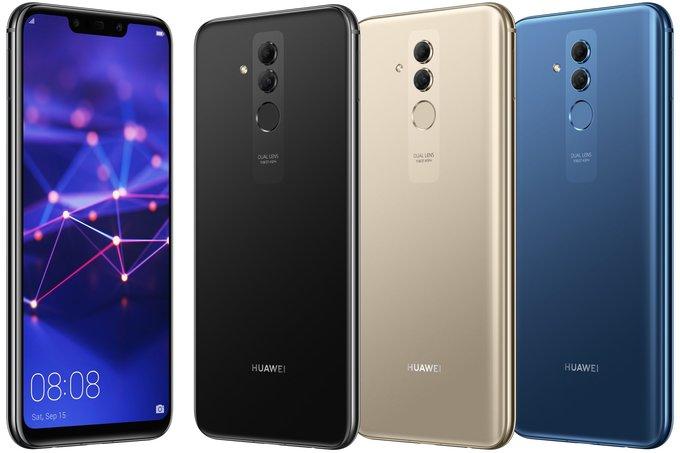 Huawei renk seçenekleri