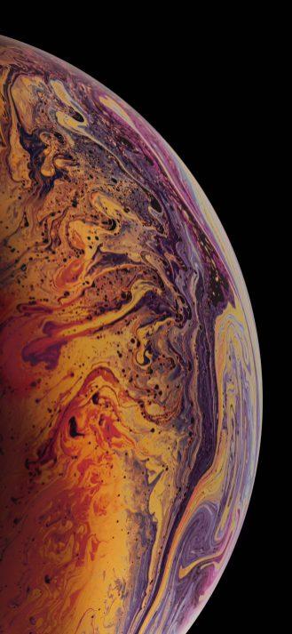 iPhone Xs ve iPhone Xs Max Duvar Kağıtları