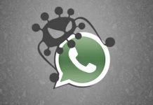 WhatsApp virüs