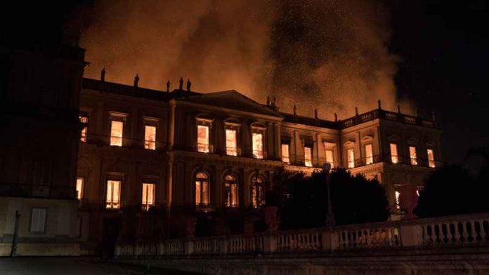 Brezilya Ulusal Müzesi