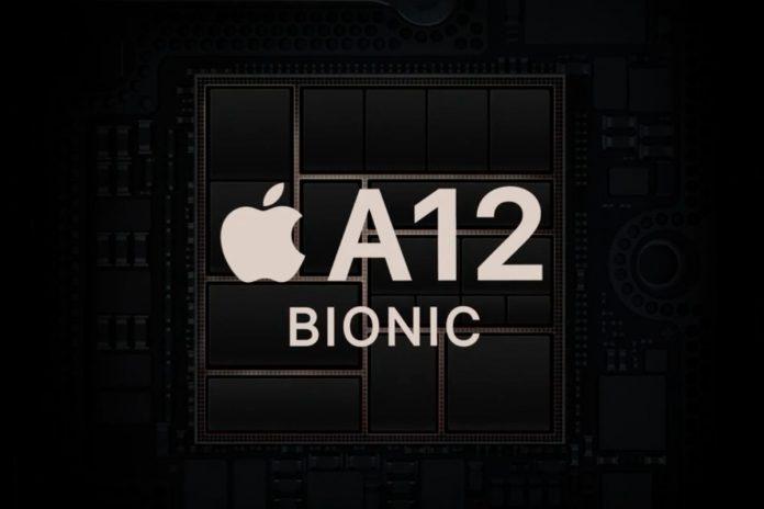 Apple -a12