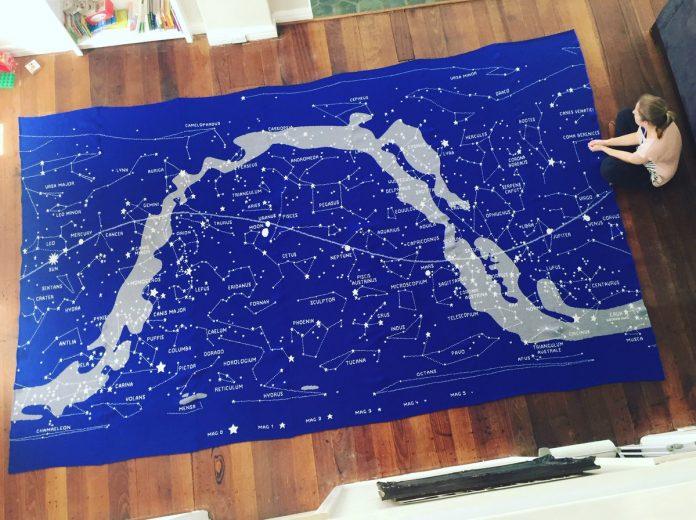 takımyıldızı haritası