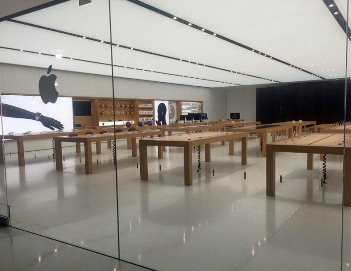 apple store Randevu