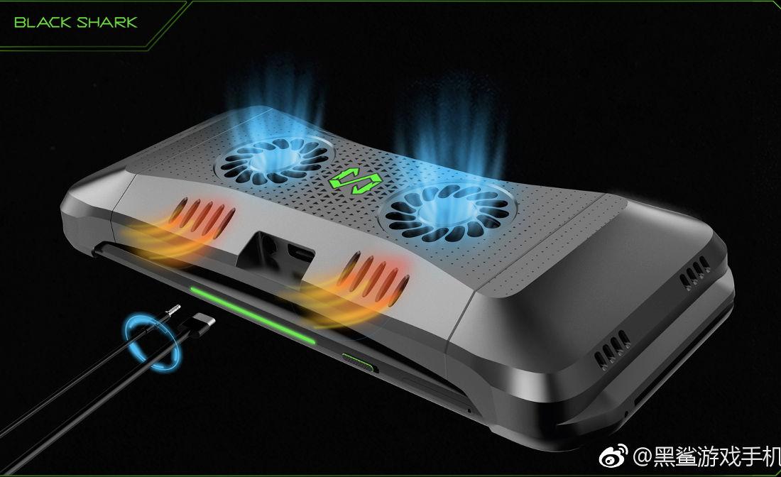 10gb Ram Li Xiaomi Black Shark Helo Resmen Tanıtıldı