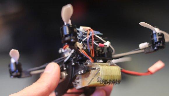 Drone-taşıma