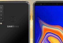 Dört kameralı akıllı telefonu ilk kez göreceğimiz Samsung Galaxy A9s'in tanıtım tarihi