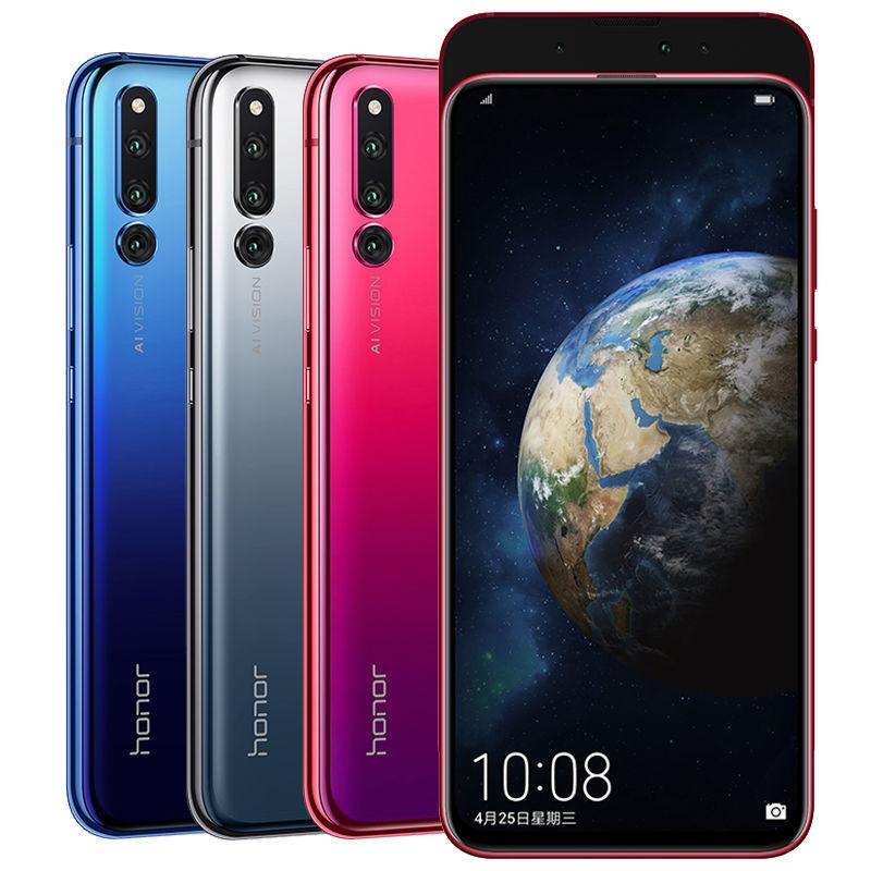 Huawei'nin Yeni Telefonu Honor Magic 2 Duyuruldu