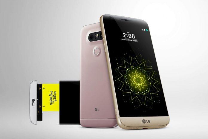 LG-G5 Oreo Güncellemesi