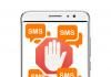 SMS Engelleme