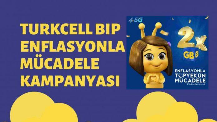 Turkcell Enflasyonla Mücadele