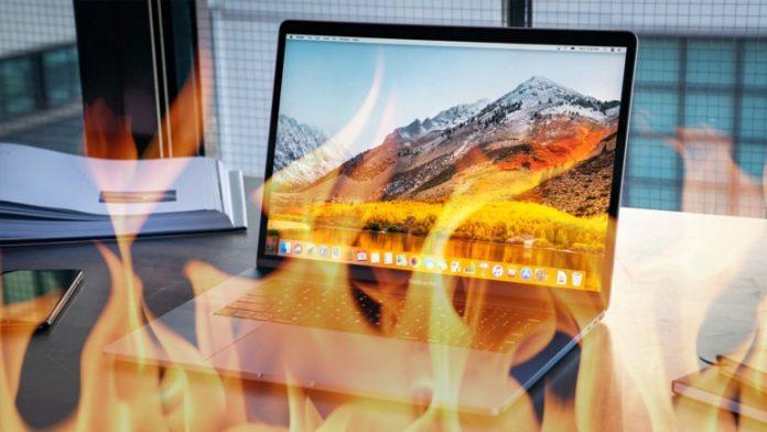 macbook ısınma