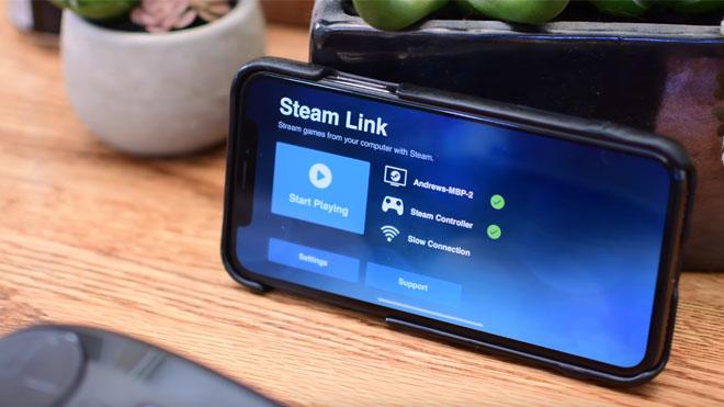steam-link-uygulamasi