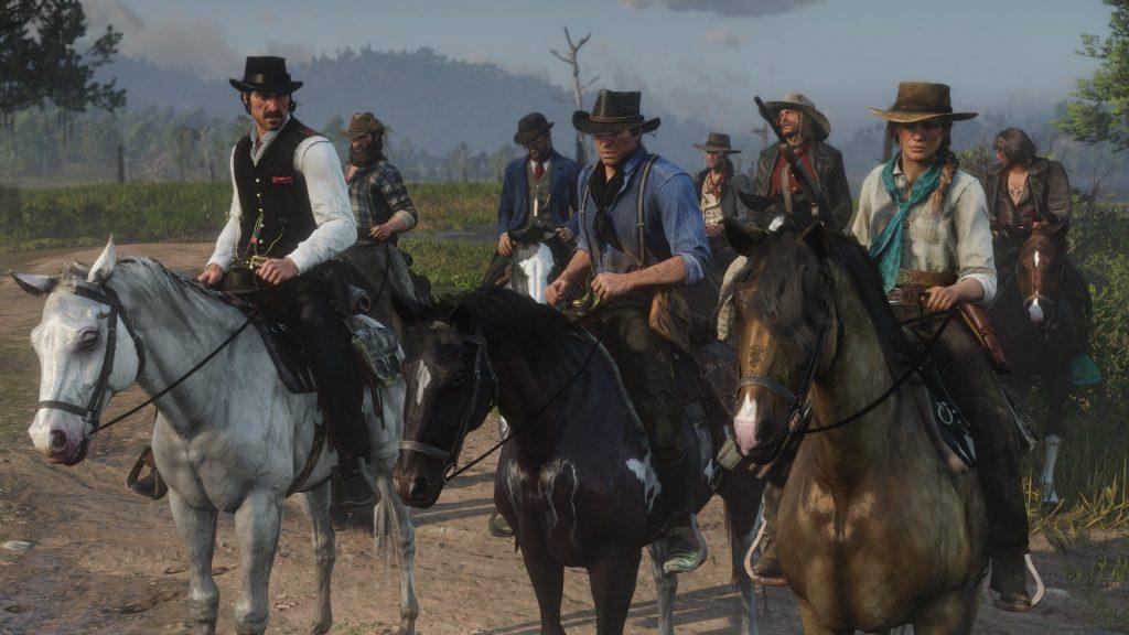 Red Dead Redemption 2: En Hızlı Satan İkinci Oyun Oldu
