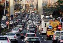 Trafik sıkışıklığı