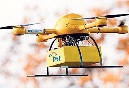PTT Drone