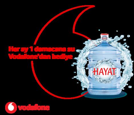 Vodafone Hayat Su