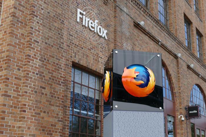 Firefox Parmak İzi