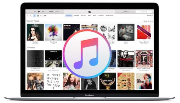 iTunes Müzik