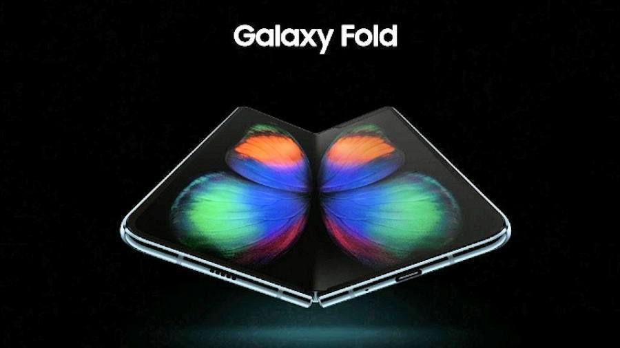 Galaxy Fold Sipariş