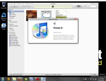 iTunes Hızlandırma