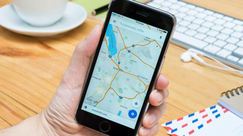 Google Maps ipuçları