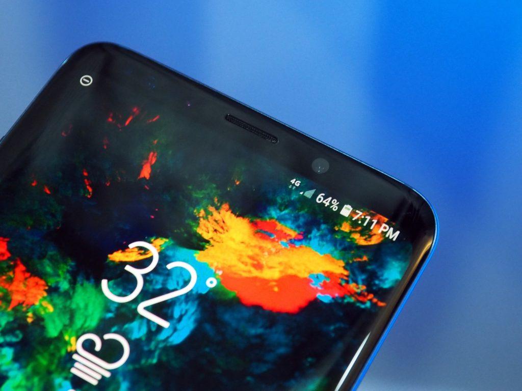 Samsung Galaxy S9 Plus Batarya Tasarrufu