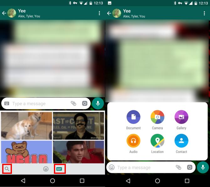 WhatsApp Resim ve Videoları Galeride Gizlemek