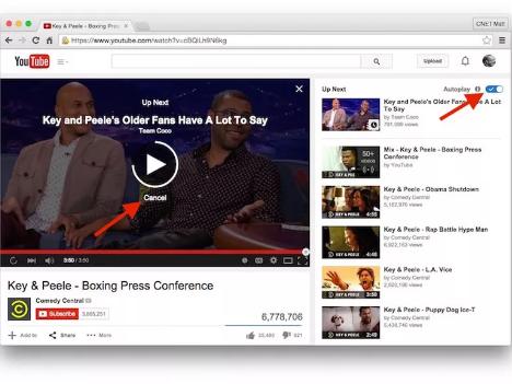 Youtube Otomatik Oynatma Nasıl Kapatılır