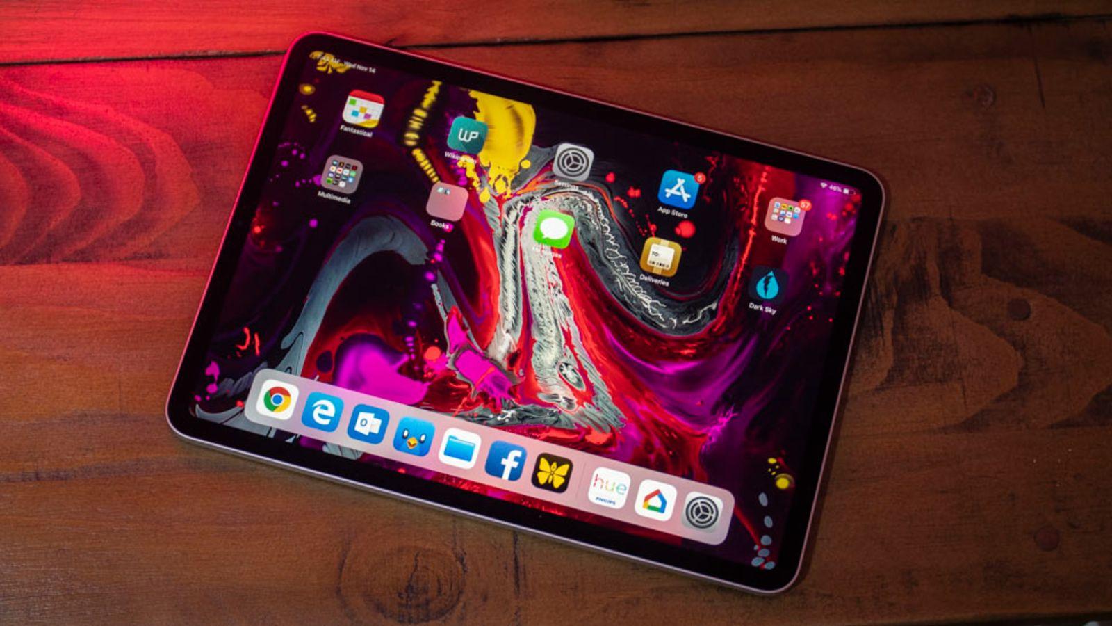 iPad Duvar Kağıdı Değiştirmek