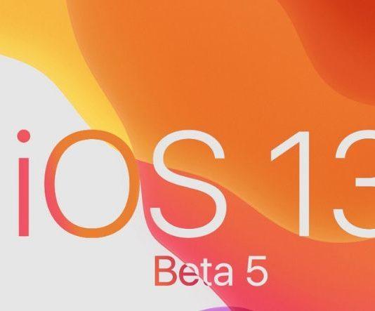 ios beta 5