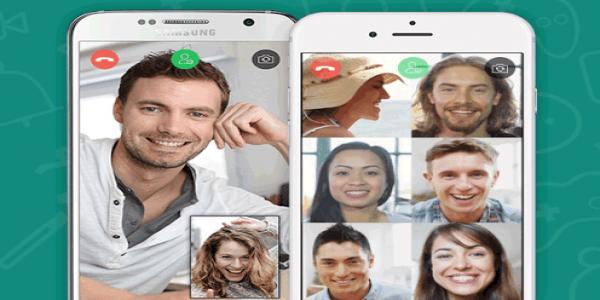 whatsapp grup görüntülü arama nasıl yapılır
