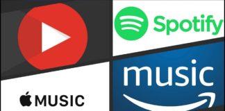 Youtube Spotify