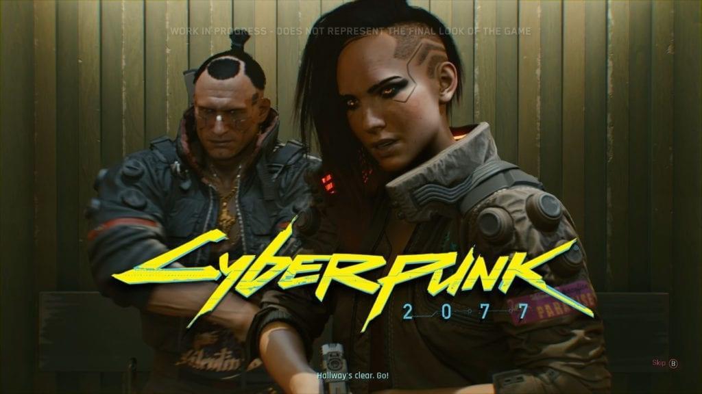 Cyberpunk 2077 oynanış videosu yayınlandı