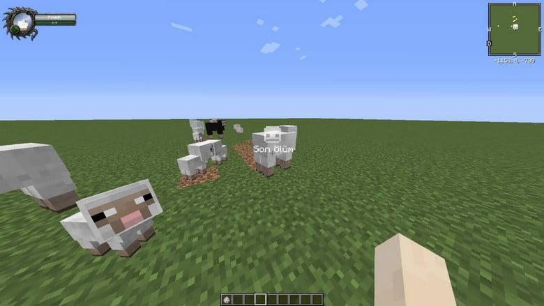 İşe yarar Vanilla destekli Minecraft modları