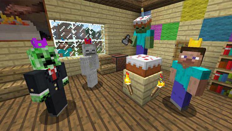 Oyuncular Minecraft oyunundan neler bekliyor