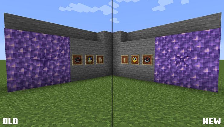 Minecraft 20W48A özellikleri