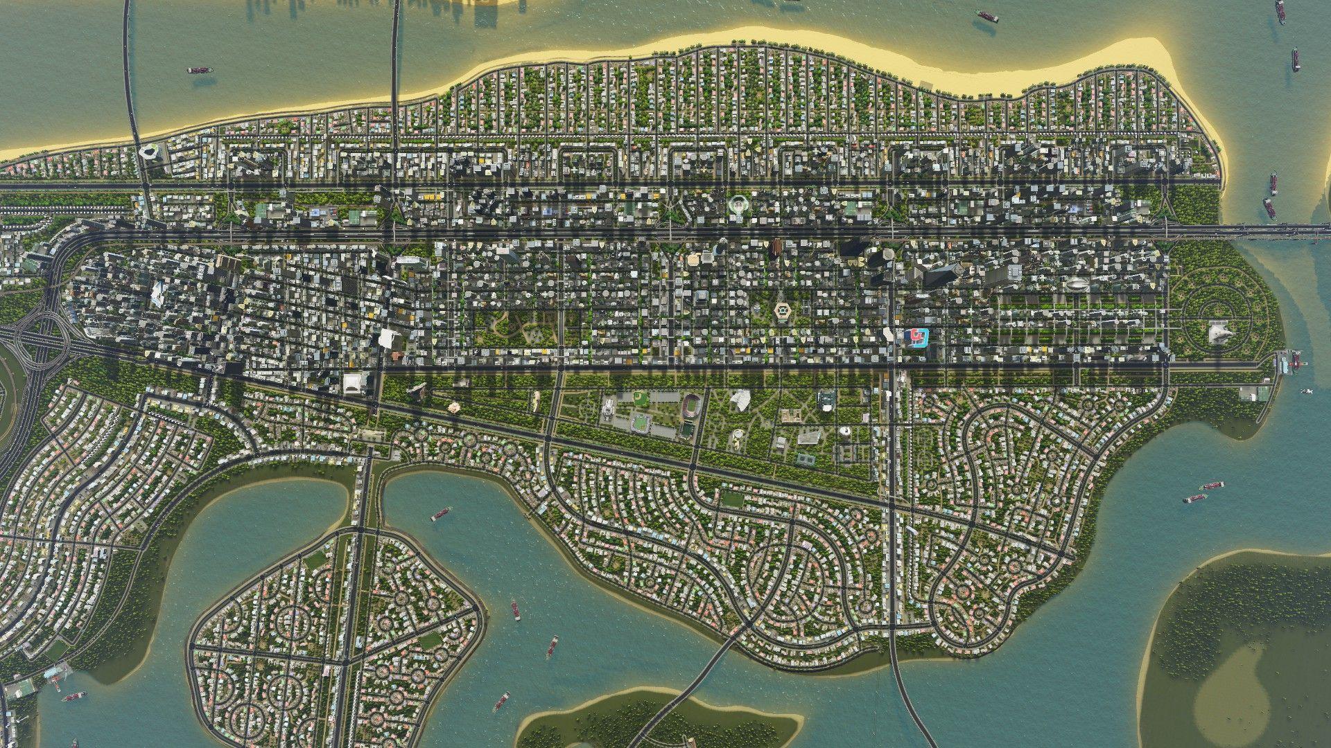 Cities: Skylines ücretsiz