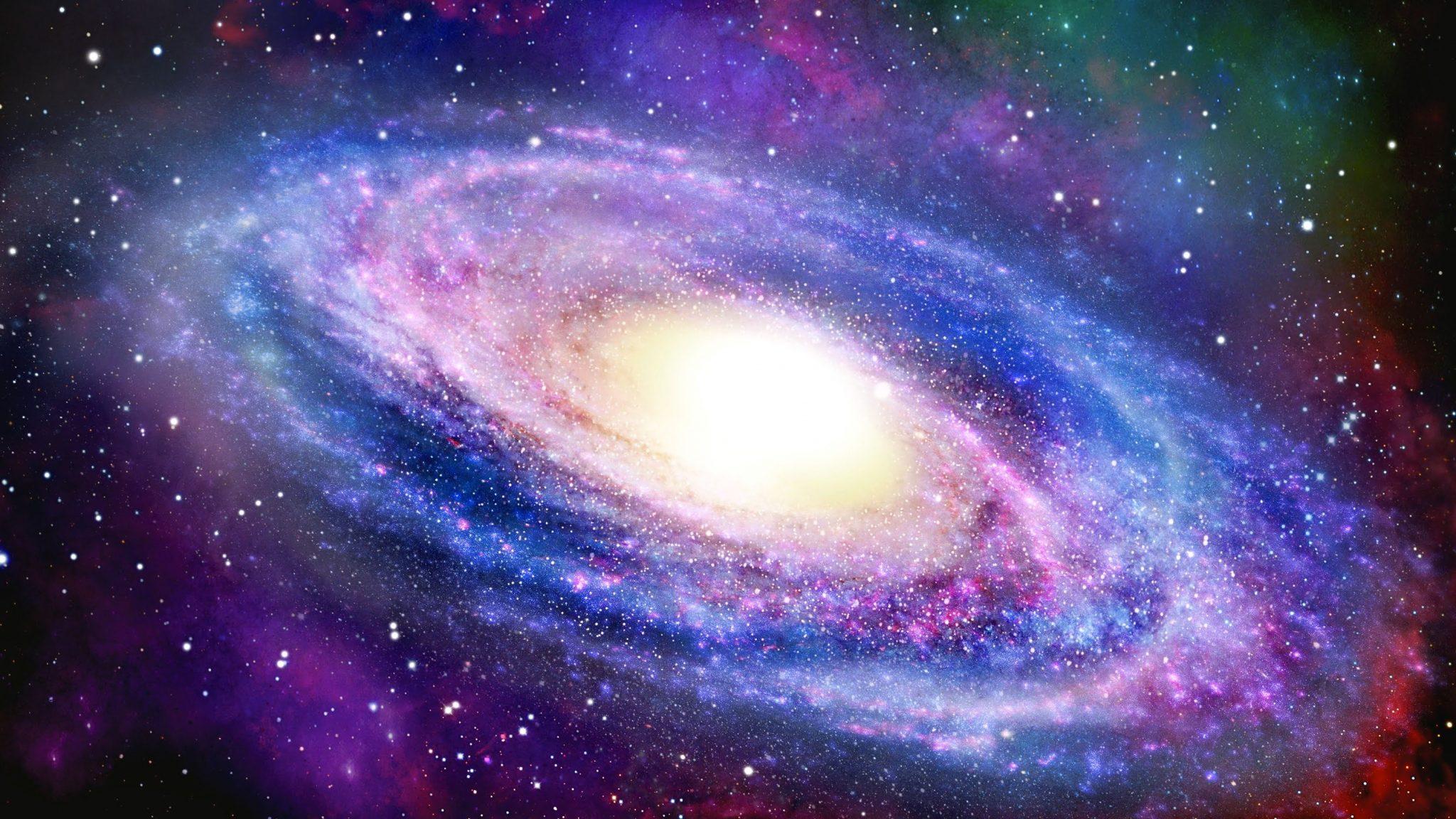 Geçmişten günümüze evrenin şekli