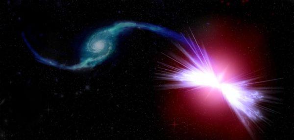 Bilim insanları galaksi