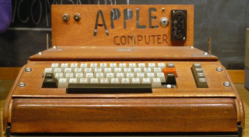 Apple'ın girişimcilik tarihi