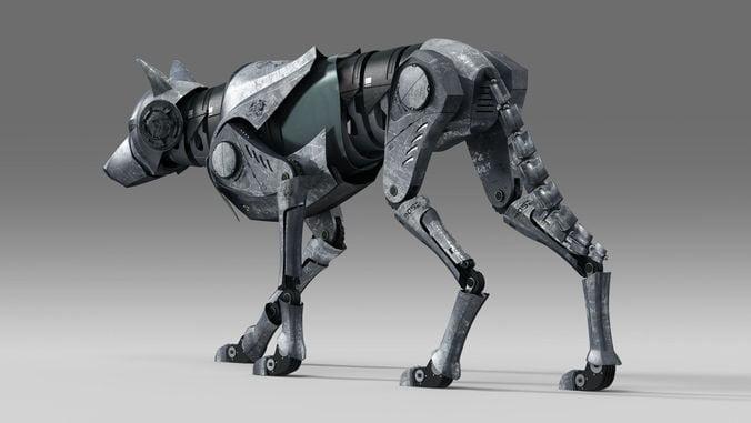 Robot Hayvanlar