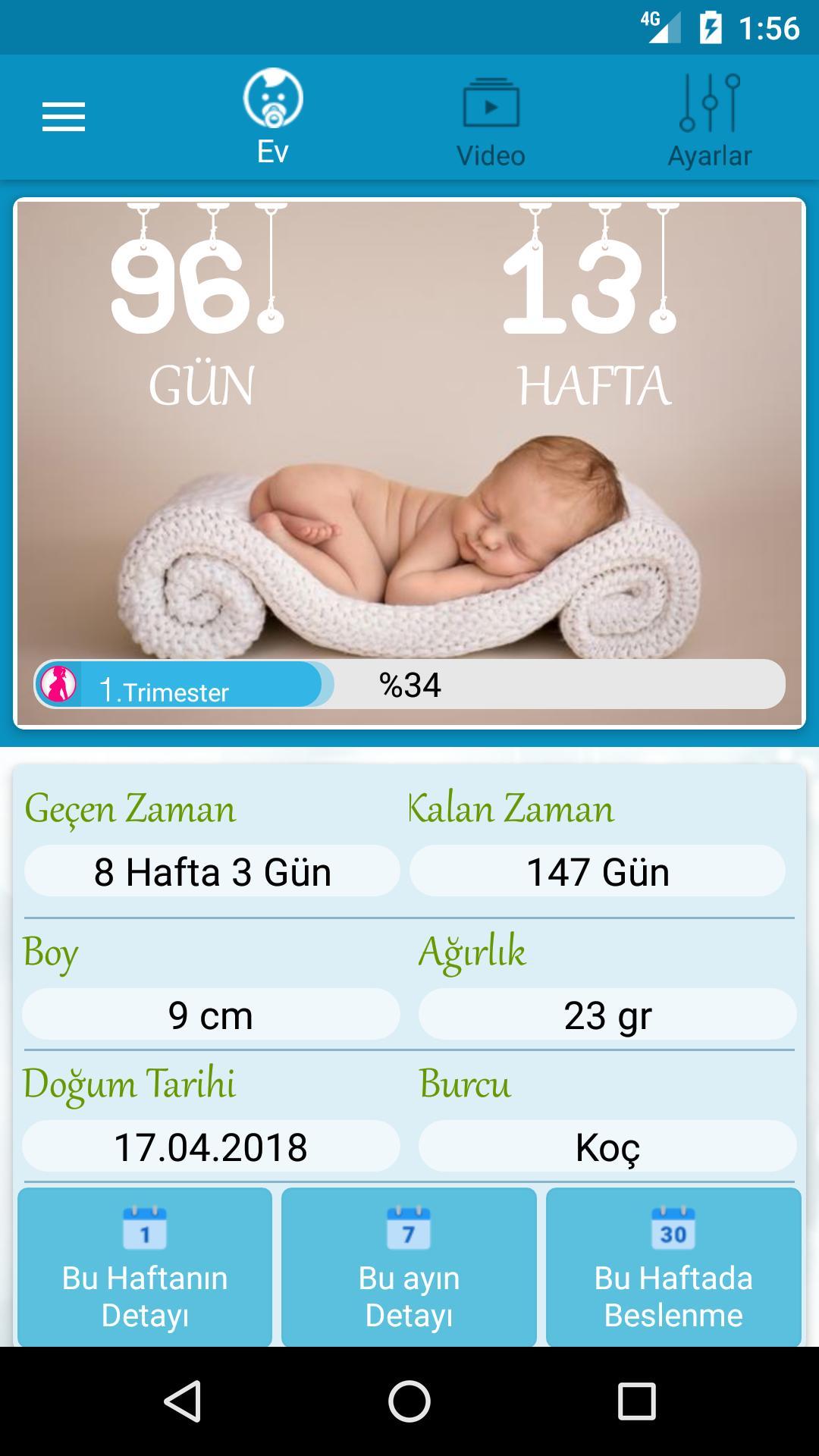 Hamilelik Sürecinde Kullanılabilecek Uygulamalar