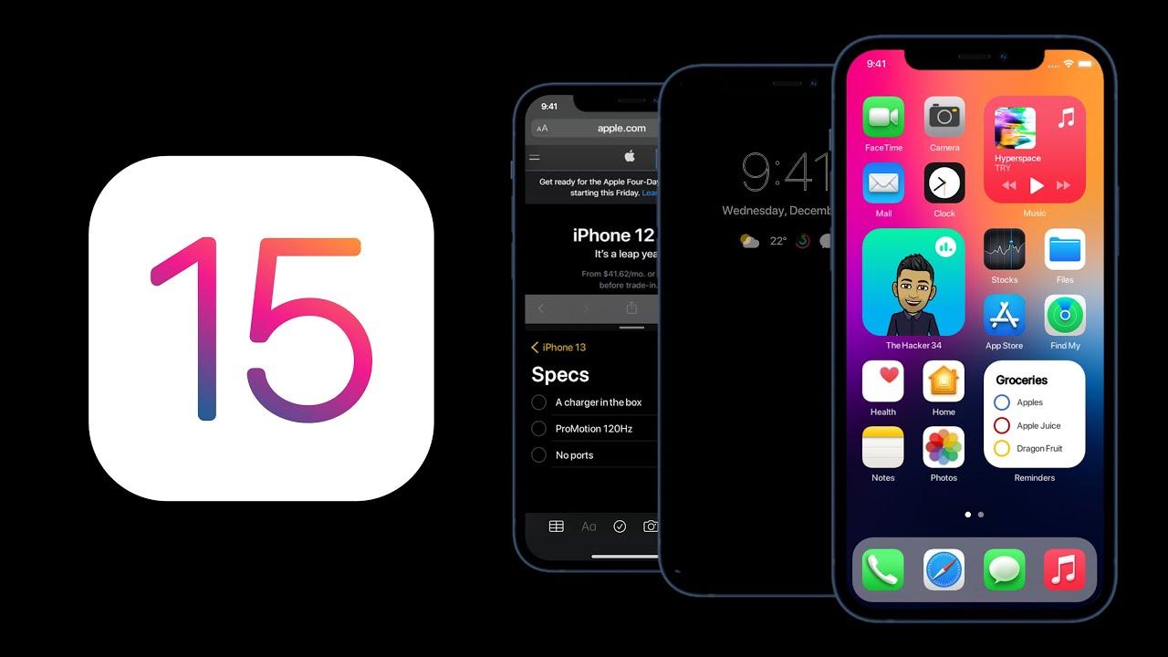 iOS 15 Alacak iPhone Modelleri
