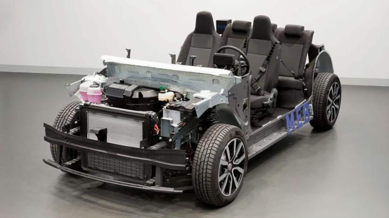 """Önde Gelen Araba Markalarından Biri Olan Volkswagen Markasından Projesi """"Project Trinity"""" İle İlgili Detayları İçeren Bir Açıklama Yapıldı."""