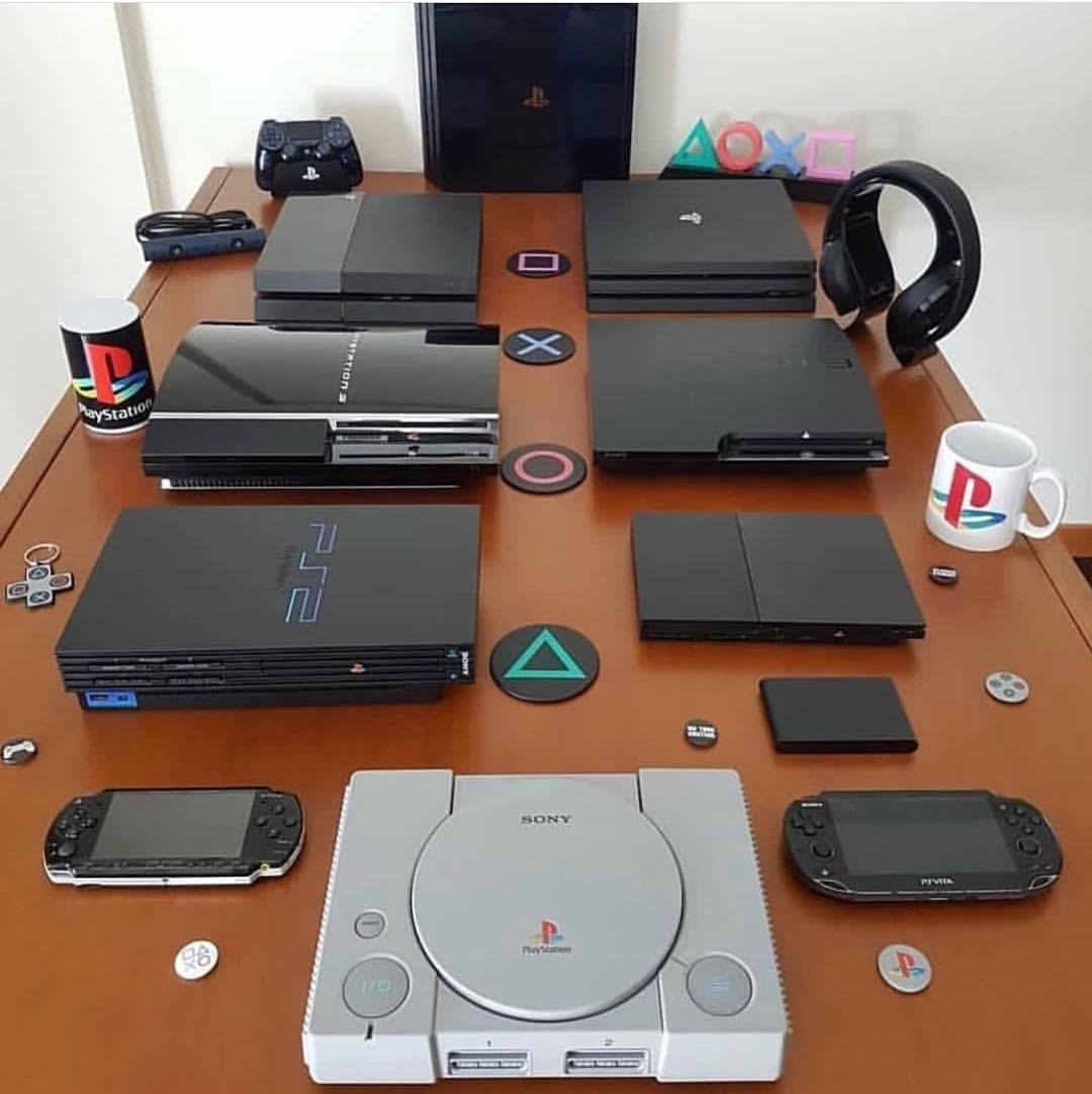 PlayStation oyun konsolunun evrimi